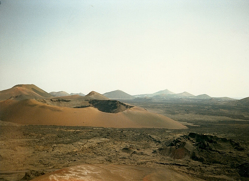 Timanfaya National Park Activities for Family and Children in Lanzarote