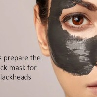 black mask for blackheads