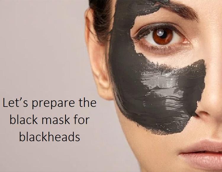 black mask for blackheads